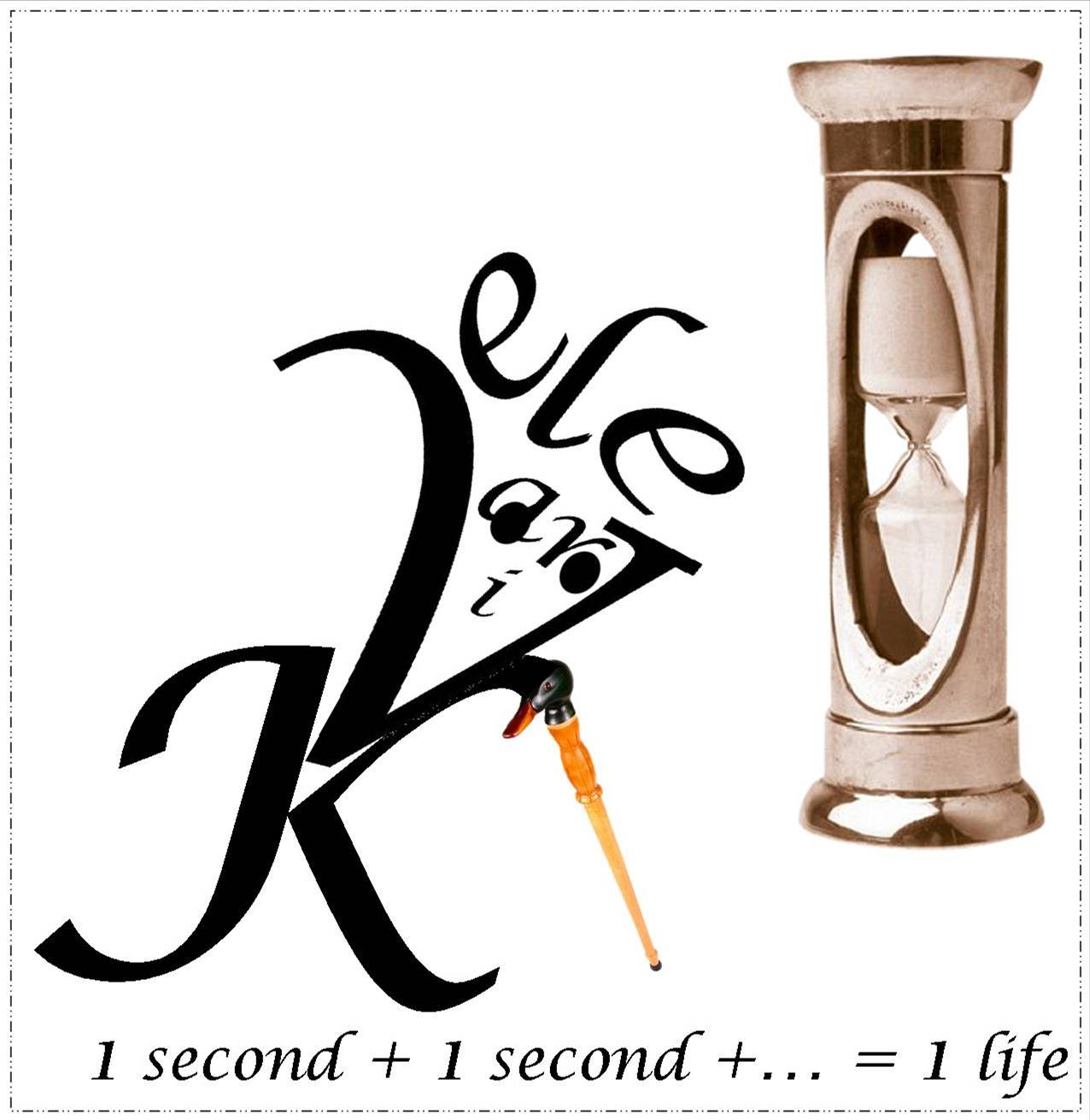 1 second + 1 second +... =1 life